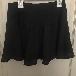 Dresses & Skirts - ally Black Miniskirt